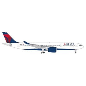 Herpa Wings 533515 Flygplan Delta Air Lines Airbus A330-900neo