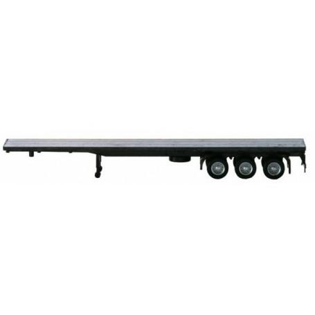 Promotex 5318 48' 3 Axle Hi-boy Flatdeck