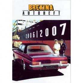 Brekina 12206 Brekina Autoheft 2006/2007