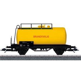 """Märklin 00125 Tankvagn 30 86 947 0 014-4 typ DSB """"Brandfarligt"""""""