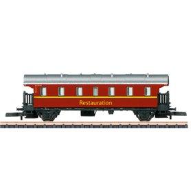 Märklin 00130 Resturantvagn 84 725 typ DB