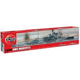 Airfix 04205 Fartyg HMS Warspite