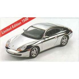 """Schuco 04349 Porsche 996 Coupé """"Chromeline"""""""