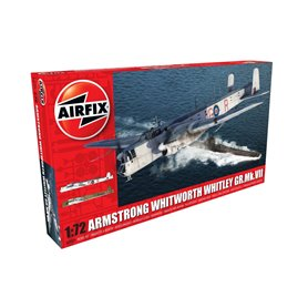 Airfix 09009 Flygplan Armstrong Whitworth Whitley Mk.VI