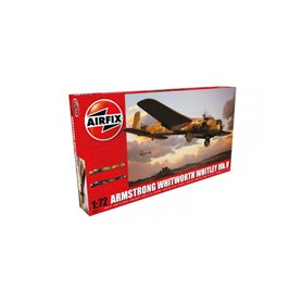 Airfix 08016 Flygplan Armstrong Whitworth Whitley Mk.V