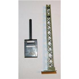 Märklin 7524 Luftledningsstolpe, 96 mm, 1 st
