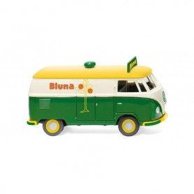Wiking 78814 VW Box van 'Bluna'