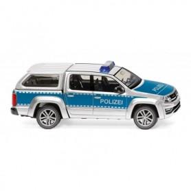 Wiking 31147 Police - VW Amarok GP Comfortline