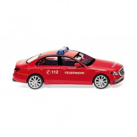 Wiking 22711 Fire brigade - MB E-class W213 exclusive