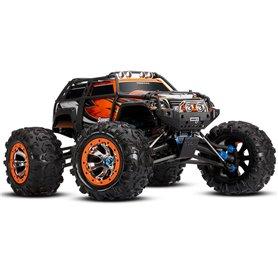 Traxxas 56076-4-OR Summit 4WD 1/10 RTR TQi LED Orange - Utan Batt/Laddare
