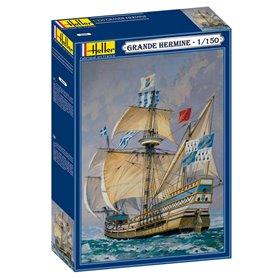 Heller 80841 Fartyg La Grande Hermine