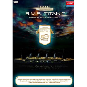 "Academy 14226 R.M.S. Titanic ""Premium Edition"" with LED"