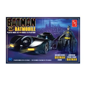 "AMT 1107 Batman ""Batmobile med figur"" 1989"