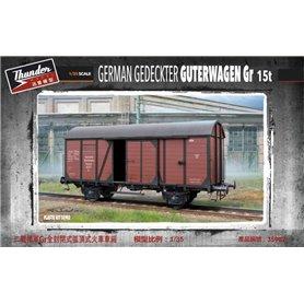 Thunder 35902 German Gedeckter Guterwagen G10