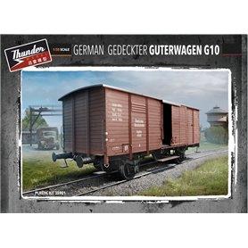 Thunder 35901 German Gedeckter Guterwagen G10