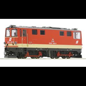 Roco 33299 Diesellok klass 2095 006-9 typ ÖBB med ljudmodul