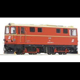 Roco 33301 Diesellok klass 2095 008-5 typ ÖBB med ljudmodul