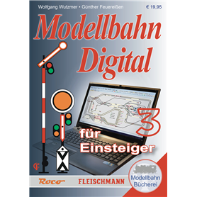 Roco 81393 Digital operations for beginners, Volume 3, endast på Tyska