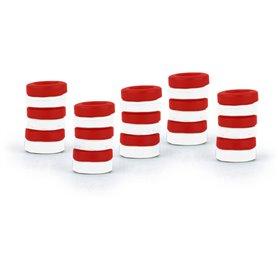 Brekina 10501 Set med 5 däckstaplar