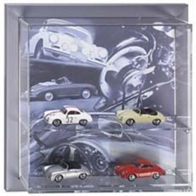 "Schuco 02752 Diorama/Vitrin ""Porsche 356 Display"""