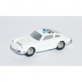 """Schuco 01342 Piccolo Porsche 911 Coupé """"Polizei"""""""