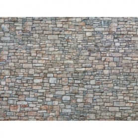 Noch 56640 Murplatta 3D 'Quarrystone Wall'
