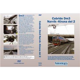 Teknikarv TAM46KAFFE Cabride Dm3 Narvik-Kiruna del 2 DVD