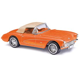 "Busch 45428 Chevrolet Corvette ""Metallica"", orange"