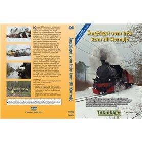 Teknikarv TAM71KAFFE Tåget som inte kom till Kornsjö, DVD