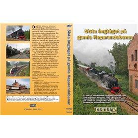 Teknikarv TAM36KAFFE Sista ångtåget på gamla Haparandabanan DVD