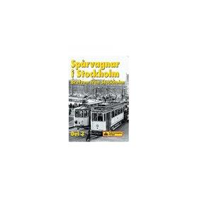 Media DVD4KAFFE Spårvagnar i Stockholm, del 3, Brefven från Stockholm, DVD