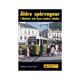Media DVD8KAFFE Äldre spårvagnar i Malmö och fyra andra städer, DVD