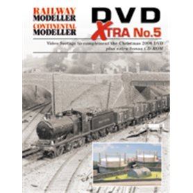 "Peco 09954KAFFE Xtra No.5 ""Railway Modeller"" 2008 DVD"
