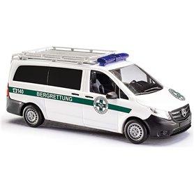 """Busch 51117 Mercedes Benz Vito """"Bergrettung"""""""