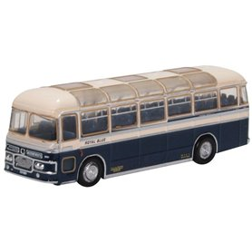 Oxford Models 128880 Buss Bristol MW6G Royal Blue