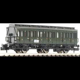Fleischmann 807002 Personvagn 2:a klass 058 367 Frankfurt C3 pr11 typ DB
