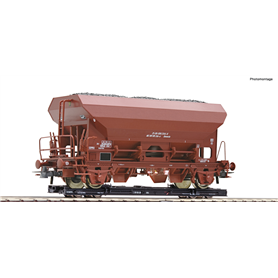 Roco 34574 Roll wagon and goods wagon, DR