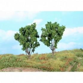 Heki 1772 Mimosaträd, 13 cm höga, 2 st