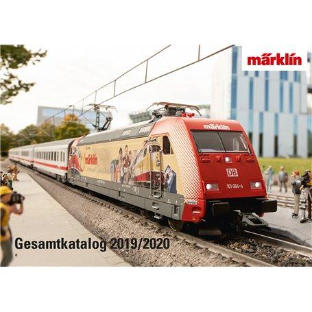 Märklin 15704 Märklin Katalog för 2019/2020 Tyska