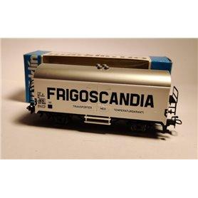 """Märklin 4531 Kylvagn 21 RIV 74 SJ 083 9 000-3 lgs """"Frigoscandia"""""""