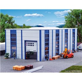 Kibri 39250 Warehouse / Industrial hall, modern