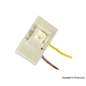 Viessmann 6048 LED för golvbelysning, 10 st, vita