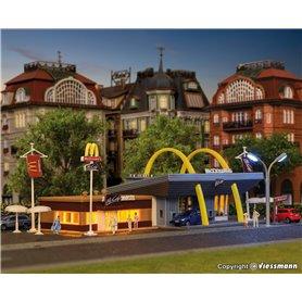 Vollmer 47766 McDonald´s Restaurant/Drive In och McCafé