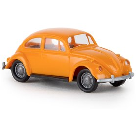 "Brekina 25047 VW Beetle, orange ""Economy"""