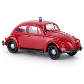 Brekina 25049 VW beetle, Fire brigade, ELW