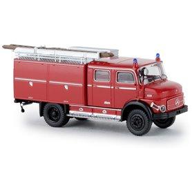 Brekina 47160 Brandbi lMercedes Benz LAF 1113 TLF 16, TD