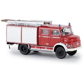 Brekina 47161 Brandbil Mercedes Benz LAF 1113 TLF 16, TD