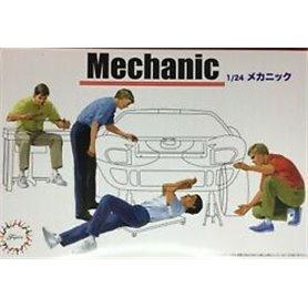 Fujimi 114903 Mekaniker, 4 st