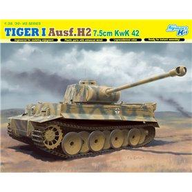 Dragon 6683 Tanks TIGER I Ausf.H2 7.5cm KwK 42