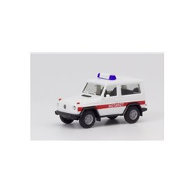 "Herpa 094818 Mercedes-Benz G-Modell ""Ambulance"""